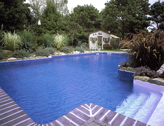 Nice Pool Liner Designs For Inground Pools Images 2016 Inground Pool Liners Mcewen Industries