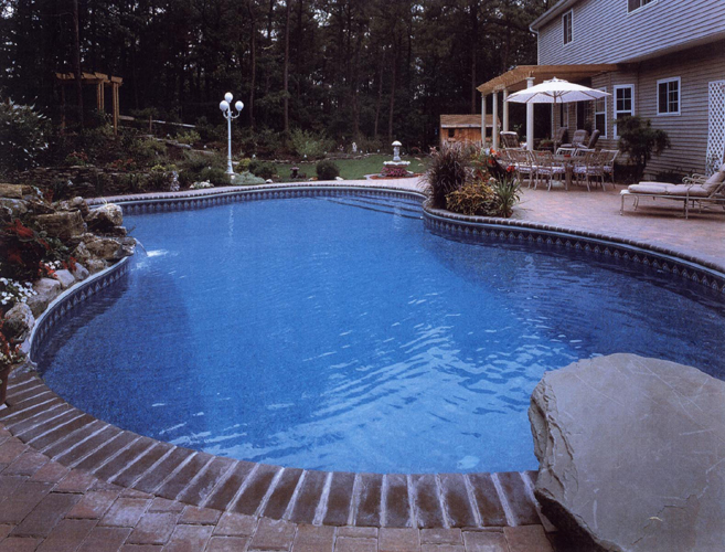 Marlin Pools Long Island:: Inground Pool Installation, Pool Repair and Renovation, Long Island Poolscapes and Custom Pool Design, Pool Liner Changes, LoopLoc Pool Covers