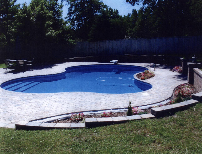 Marlin Pools Long Island:: Pool Repair and Renovation, Long Island Poolscapes and Custom Pool Design, Inground Pool Installation, Pool Liner Changes, Pool Decking
